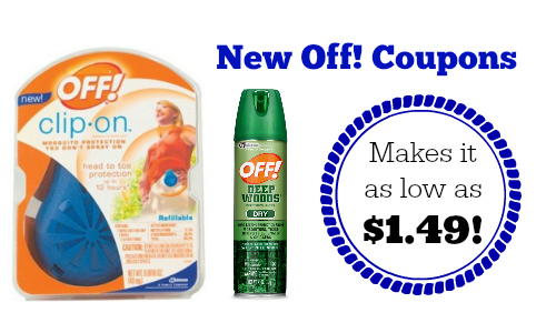 new off coupons