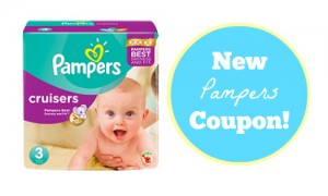 new pampers coupon
