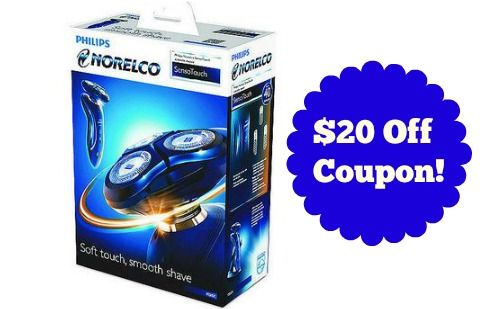 photograph relating to Philips Norelco Printable Coupon identify $20 Off Philips Norelco Coupon $9.99 At CVS! :: Southern