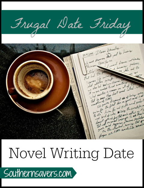 novel writing date