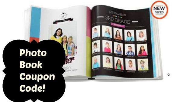 photo book code