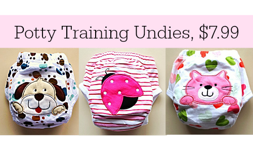 potty training undies