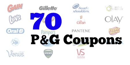 procter gamble coupons