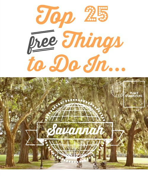 Top 25 free things to do in savannah southern savers for How to become a builder in ga