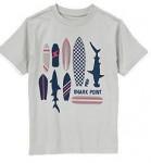 shark point tee