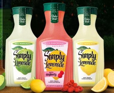Reminder Simply Lemonade Coupon Amp Great Deals