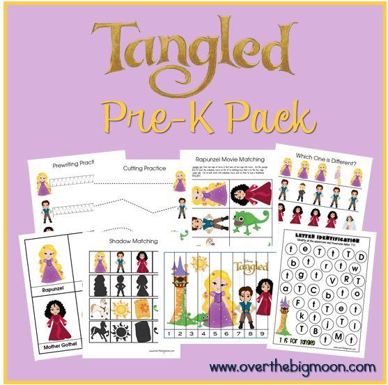 tangled pack