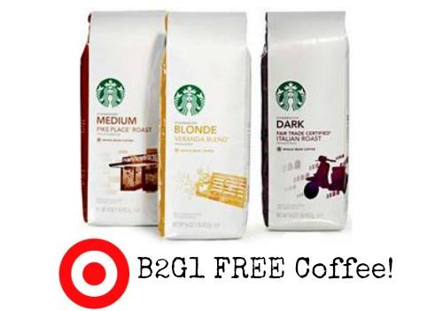 target coffee deal