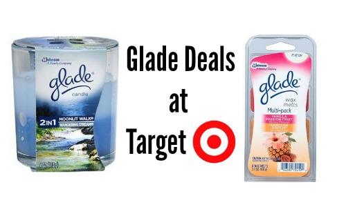 target glade deals
