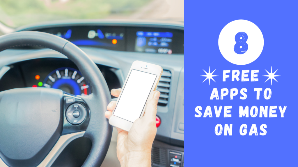 8 Free Apps to Save Money on Gas :: Southern Savers