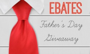 Ebates Father's Day Giveaway