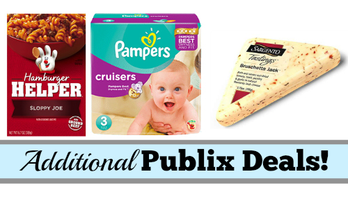 additional publix deals