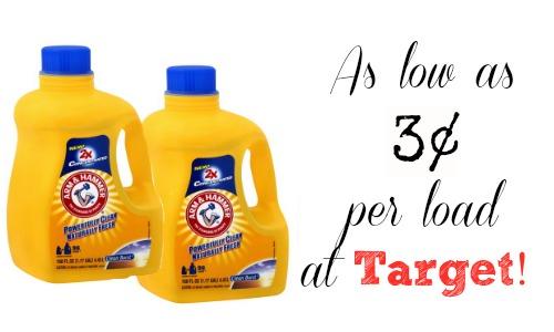 arm hammer detergent