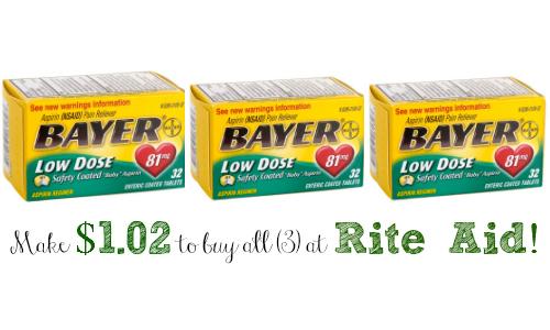 bayer aspirin