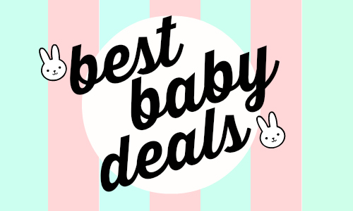 Best Baby Deals: Diapers, Wipes and Baby Food