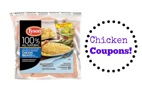 chicken coupons
