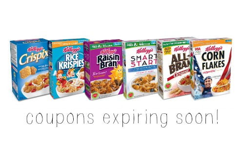 coupons expiring soon
