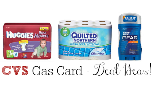 cvs gas card deal idea