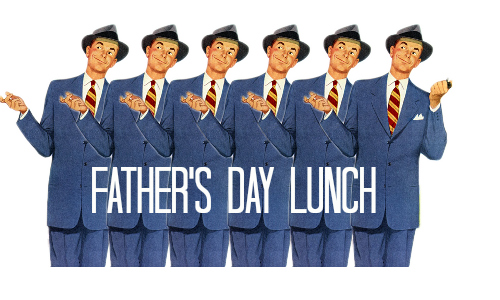 Treat Dad to a Father's Day lunch with these simple and yummy recipes!