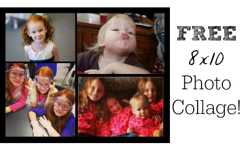 free photo collage deal