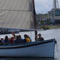 free sailboat rides seattle