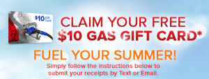 gas rebate