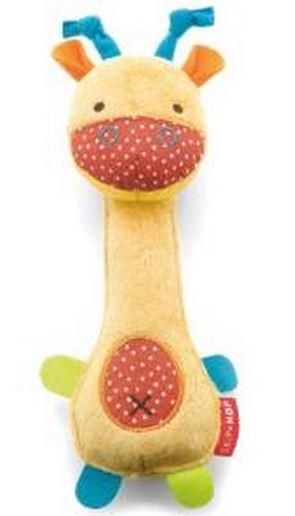 giraffe rattle