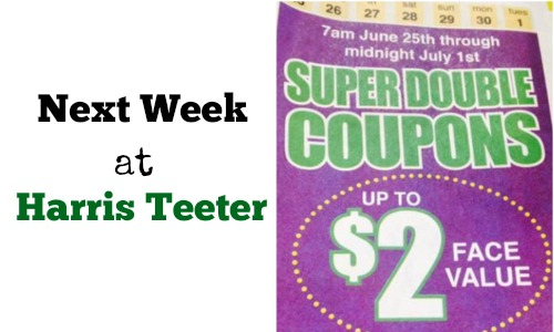 harris teeter super doubles 6-25