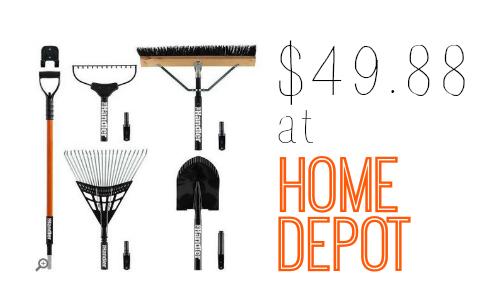 home depot deal