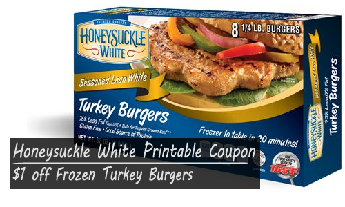honeysuckle white turkey coupon