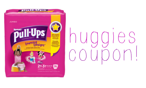 new huggies coupons