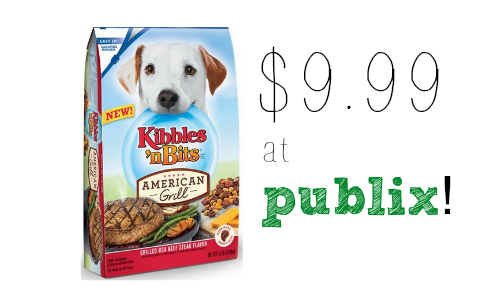 kibbles 'n bits coupon