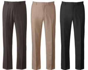 kohls axist dress pants