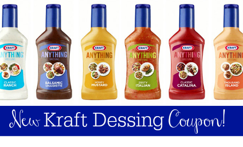 kraft dressing coupon