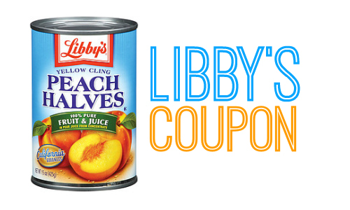 libby's coupon