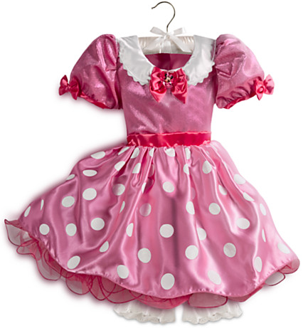 minnie mouse costume disney store