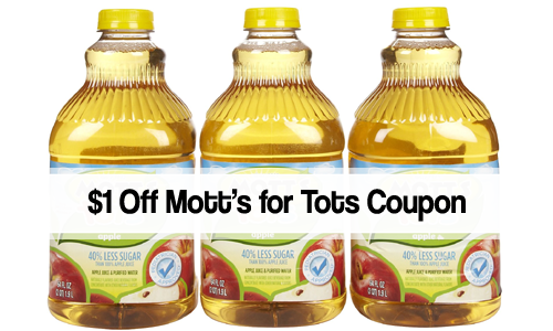 motts for tots coupon