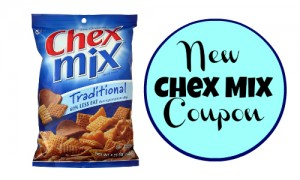 new chex mix coupon