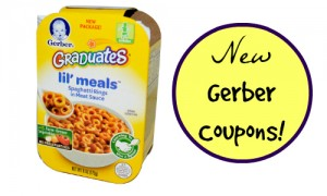 new gerber coupons