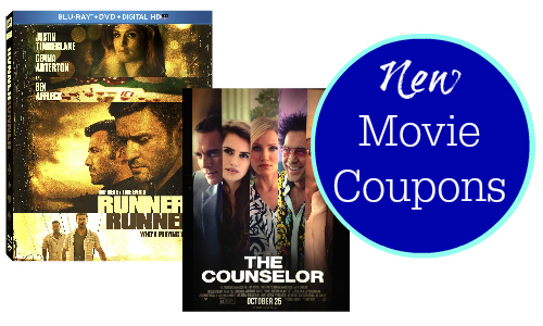 new movie coupons