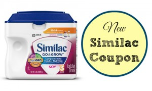 new similac coupon