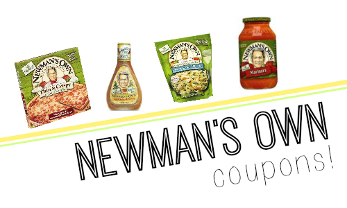 newmans own coupons