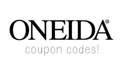 oneida coupon codes