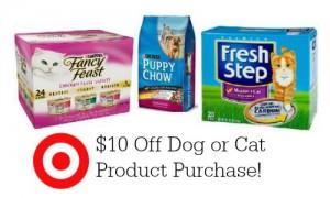 pet coupon