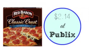 red baron pizza deal