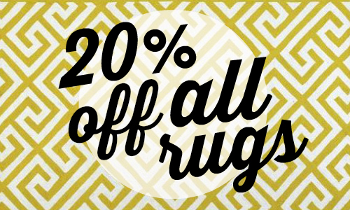 home decorators collection: 20% off all rugs + free shipping