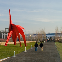 seattle olympic sculpture park