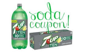 soda coupon