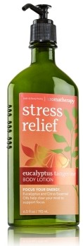 stress relief bath body work semi annual