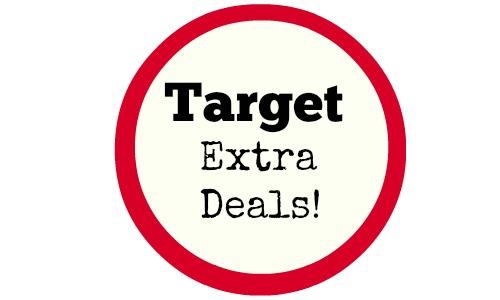 target extra deals